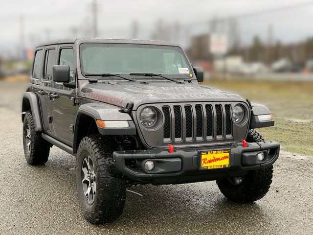 New 2020 JEEP Wrangler Unlimited Rubicon