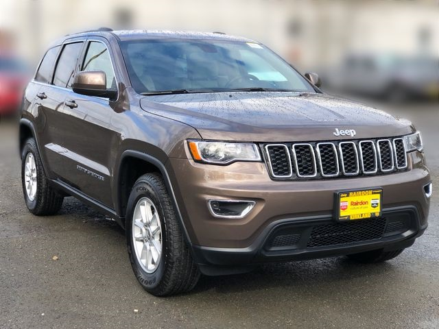 New 2020 Jeep Grand Cherokee Laredo Sport Utility In Kirkland Lc306488 Rairdon S Chrysler Dodge Jeep Ram Of Kirkland