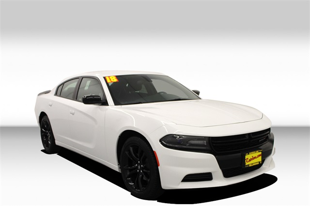 2018 Dodge Charger >> New 2018 Dodge Charger Sxt Rwd