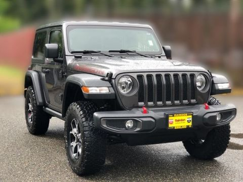 Pre-Owned 2018 Jeep Wrangler Rubicon