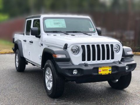 New 2020 JEEP Gladiator Sport S